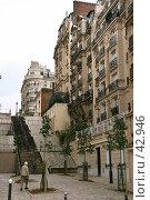 Купить «Монмартр», эксклюзивное фото № 42946, снято 4 мая 2007 г. (c) Юлия Кузнецова / Фотобанк Лори