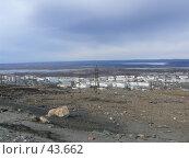 Купить «Никель, Мурманская область», фото № 43662, снято 3 января 2006 г. (c) Виталий Матонин / Фотобанк Лори