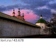 Купить «Свято-Успенский Свенский мужской монастырь», фото № 43678, снято 3 ноября 2006 г. (c) Екатерина / Фотобанк Лори