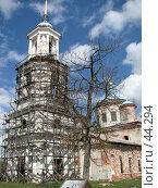Купить «Никольский собор», фото № 44294, снято 8 мая 2007 г. (c) Осиев Антон / Фотобанк Лори