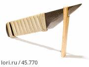Купить «Нож», фото № 45770, снято 21 мая 2007 г. (c) Угоренков Александр / Фотобанк Лори