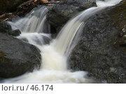 Купить «Водный поток», фото № 46174, снято 6 мая 2007 г. (c) Талдыкин Юрий / Фотобанк Лори