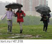Купить «Что мне дождик проливной, когда мои друзья со мной», фото № 47318, снято 13 июня 2020 г. (c) Fro / Фотобанк Лори