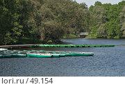 Купить «Прокат лодок», фото № 49154, снято 1 июня 2007 г. (c) Михаил Браво / Фотобанк Лори