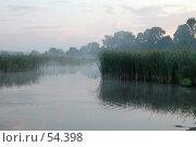Туман. Стоковое фото, фотограф Борис Никитин / Фотобанк Лори