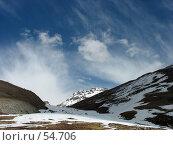 Небо Кайласа. Стоковое фото, фотограф Александр Волков / Фотобанк Лори