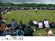 Купить «Национальный вид борьбы, праздник Сабантуй», фото № 55322, снято 15 декабря 2018 г. (c) Талдыкин Юрий / Фотобанк Лори