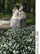 Купить «Санкт-Петербург, Летний сад», фото № 55346, снято 20 мая 2007 г. (c) Александр Секретарев / Фотобанк Лори