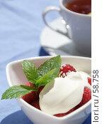 Купить «Чай летом», фото № 58758, снято 7 июля 2007 г. (c) Tamara Kulikova / Фотобанк Лори