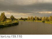 Купить «Пейзаж», эксклюзивное фото № 59110, снято 28 июня 2007 г. (c) Natalia Nemtseva / Фотобанк Лори
