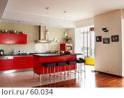 Купить «Интерьер. Кухня», фото № 60034, снято 3 октября 2006 г. (c) Ирина Мойсеева / Фотобанк Лори