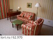 Купить «Интерьер высококлассного гостиничного номера в Перми», фото № 62970, снято 24 июня 2007 г. (c) Harry / Фотобанк Лори