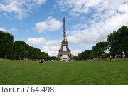 Купить «Эйфелева башня», фото № 64498, снято 13 июля 2020 г. (c) Лифанцева Елена / Фотобанк Лори