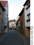 Купить «Германия. Таубербисчотшейм. Городской пейзаж», фото № 64762, снято 16 июля 2007 г. (c) Александр Секретарев / Фотобанк Лори