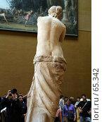 Купить «Топ - модель или обратная сторона Венеры», фото № 65342, снято 7 января 2005 г. (c) Михаил Мандрыгин / Фотобанк Лори