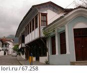 Купить «Возрожденческий дом в болграском городе Карлово», фото № 67258, снято 12 мая 2005 г. (c) Harry / Фотобанк Лори