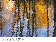 Купить «Осень в реке», фото № 67914, снято 25 октября 2005 г. (c) Argument / Фотобанк Лори