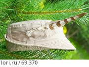 Купить «Шляпа», фото № 69370, снято 21 июля 2007 г. (c) Анатолий Теребенин / Фотобанк Лори