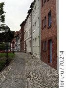 Купить «Германия. Хилдесхейм. Городской пейзаж», фото № 70214, снято 12 июля 2007 г. (c) Александр Секретарев / Фотобанк Лори