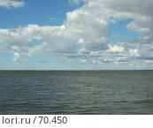 Купить «Небо и море», фото № 70450, снято 22 июля 2006 г. (c) Корчагина Полина / Фотобанк Лори