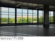 """Купить «Станция метро """"Воробьевы горы""""», фото № 71058, снято 29 июля 2007 г. (c) urchin / Фотобанк Лори"""