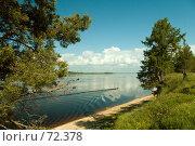 Купить «Летним днем на Двине», фото № 72378, снято 1 июля 2007 г. (c) Александр Fanfo / Фотобанк Лори