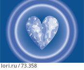Купить «Ледяное сердце», иллюстрация № 73358 (c) Дмитрий Савицкий / Фотобанк Лори