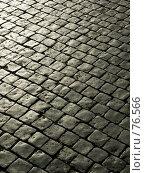 Купить «Мостовая», эксклюзивное фото № 76566, снято 30 июля 2007 г. (c) Михаил Карташов / Фотобанк Лори