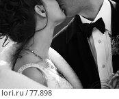 Купить «Новобрачная пара», фото № 77898, снято 14 апреля 2007 г. (c) Морозова Татьяна / Фотобанк Лори