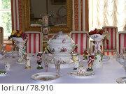 Купить «Сервировка», эксклюзивное фото № 78910, снято 31 августа 2007 г. (c) Natalia Nemtseva / Фотобанк Лори