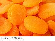 Купить «Сушеные абрикосы (курага)», фото № 79906, снято 11 февраля 2007 г. (c) Александр Паррус / Фотобанк Лори