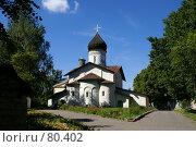 Церквушка (2007 год). Стоковое фото, фотограф Анна / Фотобанк Лори