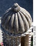 Купить «Купол», эксклюзивное фото № 81858, снято 29 июля 2007 г. (c) Михаил Карташов / Фотобанк Лори