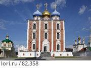 Успенский собор (2007 год). Редакционное фото, фотограф Поляков Денис / Фотобанк Лори