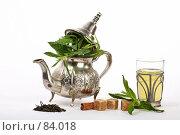 Купить «Марокканский чай», фото № 84018, снято 12 июля 2007 г. (c) Владимир Мельник / Фотобанк Лори
