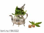 Купить «Марокканский чай», фото № 84022, снято 12 июля 2007 г. (c) Владимир Мельник / Фотобанк Лори
