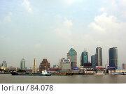 Купить «Шанхай. Китай», фото № 84078, снято 8 сентября 2007 г. (c) Екатерина Овсянникова / Фотобанк Лори