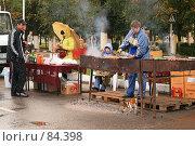 Купить «Шашлычная. День города Власиха.», эксклюзивное фото № 84398, снято 16 сентября 2007 г. (c) Игорь Веснинов / Фотобанк Лори