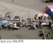 Купить «Уличная торговля», фото № 84470, снято 6 августа 2007 г. (c) Геннадий Соловьев / Фотобанк Лори