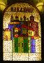 "Витраж на станции ""Трубная"", фото № 85270, снято 18 сентября 2007 г. (c) Ларина Татьяна / Фотобанк Лори"