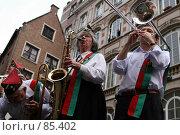 Купить «Саксофон и тромбоны», фото № 85402, снято 8 января 2005 г. (c) Михаил Мандрыгин / Фотобанк Лори