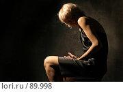 Без лица (2006 год). Редакционное фото, фотограф Бельская (Ненько) Анастасия / Фотобанк Лори