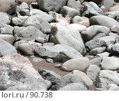 Купить «Камни», эксклюзивное фото № 90738, снято 3 августа 2007 г. (c) Михаил Карташов / Фотобанк Лори