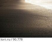 Купить «Пляж», эксклюзивное фото № 90778, снято 3 августа 2007 г. (c) Михаил Карташов / Фотобанк Лори