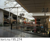 Купить «Минск, здание ж/д вокзала», фото № 95274, снято 23 апреля 2007 г. (c) Алексей / Фотобанк Лори