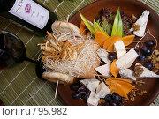 Купить «Сырное ассорти», фото № 95982, снято 8 мая 2007 г. (c) Владимир Власов / Фотобанк Лори