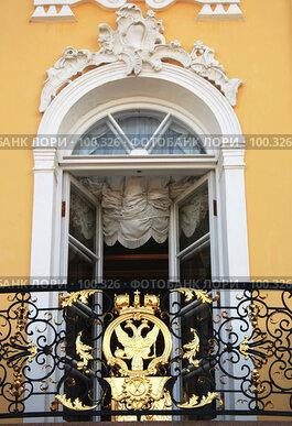 Купить «Петродворец», эксклюзивное фото № 100326, снято 23 июля 2007 г. (c) Журавлев Андрей / Фотобанк Лори