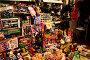 Игрушки. Торговое место продавца игрушек., фото № 102202, снято 26 мая 2017 г. (c) Александр Чураков / Фотобанк Лори