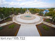 Анапа. Площадь перед городской администрацией., фото № 105722, снято 15 октября 2007 г. (c) Иван Сазыкин / Фотобанк Лори