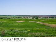 Купить «Пойма реки Керчик, Ростовская область», фото № 109314, снято 18 мая 2006 г. (c) Борис Панасюк / Фотобанк Лори